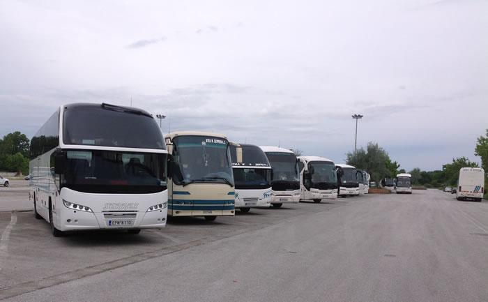 Σέρρες: Λεωφορείο των ΚΤΕΛ παρέσυρε 9χρονο κοριτσάκι