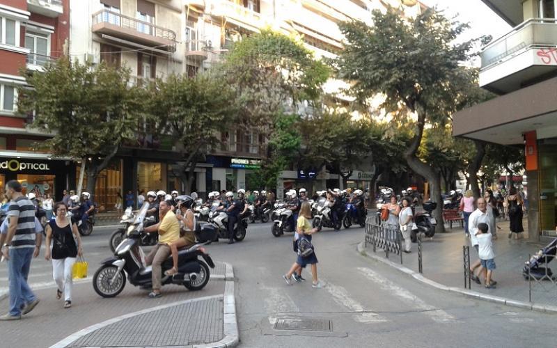 Θεσσαλονίκη: Μοτοπορεία για τον Δημήτρη Κουφοντίνα