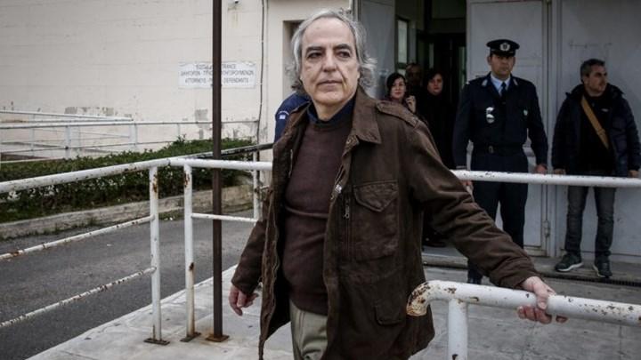 Δημήτρης Κουφοντίνας: Νοσηλεύεται, αρνούμενος να δεχτεί τροφή