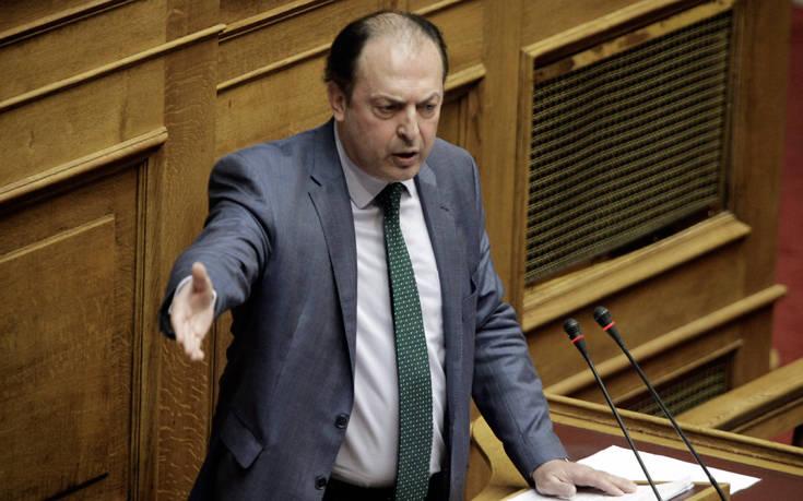 Λαζαρίδης: Η βοήθεια στους επιχειρηματίες δεν σημαίνει αφαίρεση δικαιωμάτων εργαζομένων