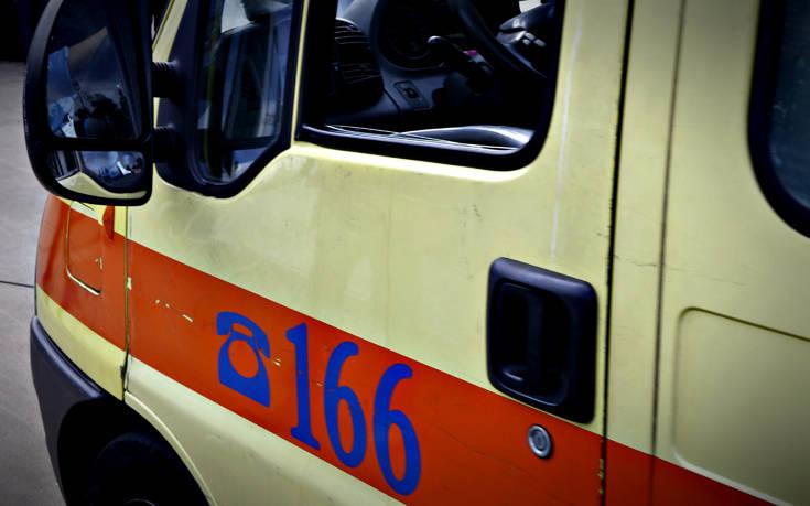 Φθιώτιδα: Τραυματίστηκε 17χρονος που έπεσε από μπαλκόνι