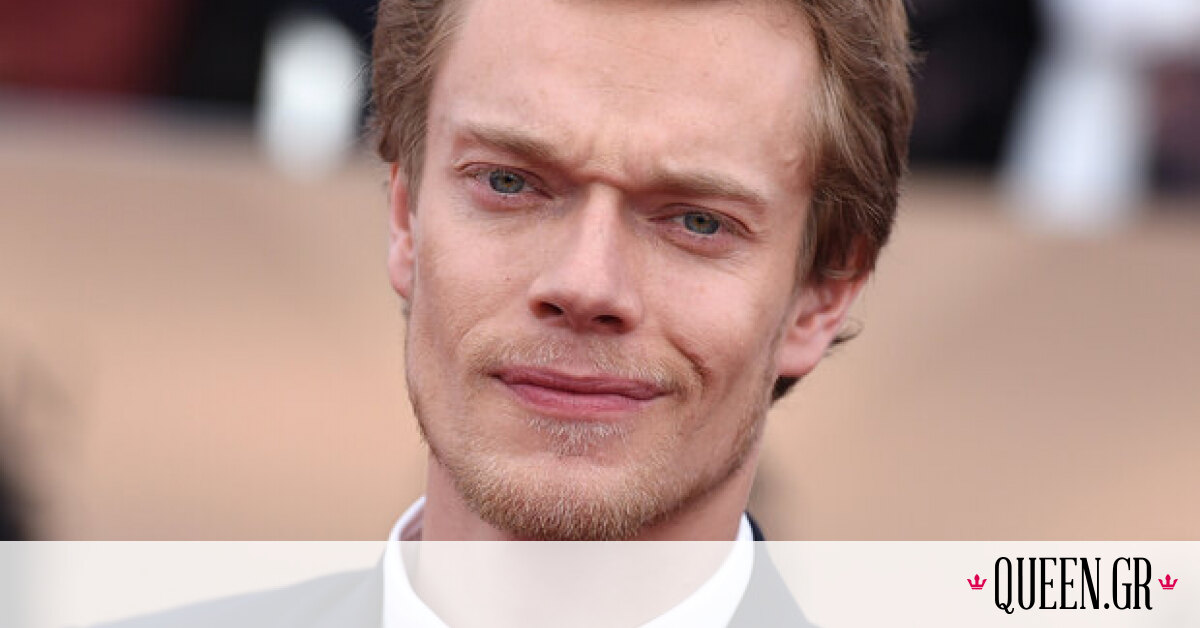 O «Theon Greyjoy» είχε ένα τραγικό ρόλο, ο Alfie Allen έχει ένα μοναδικό στυλ