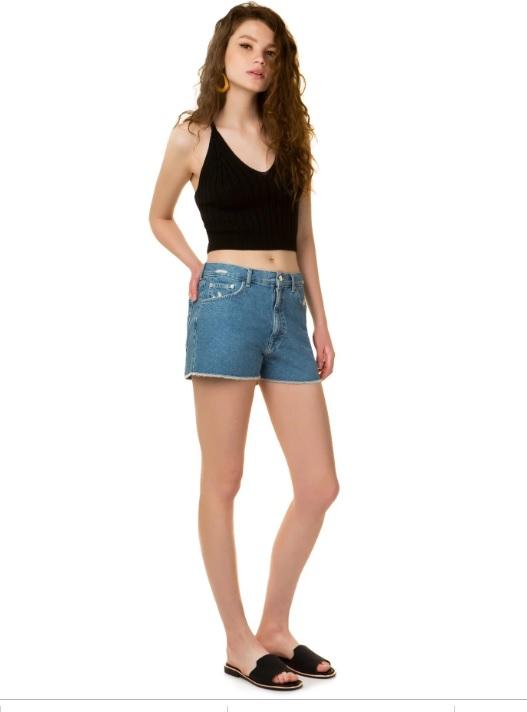 Οδηγός Αγοράς: 10 denim shorts για όλες τις ώρες της ημέρας