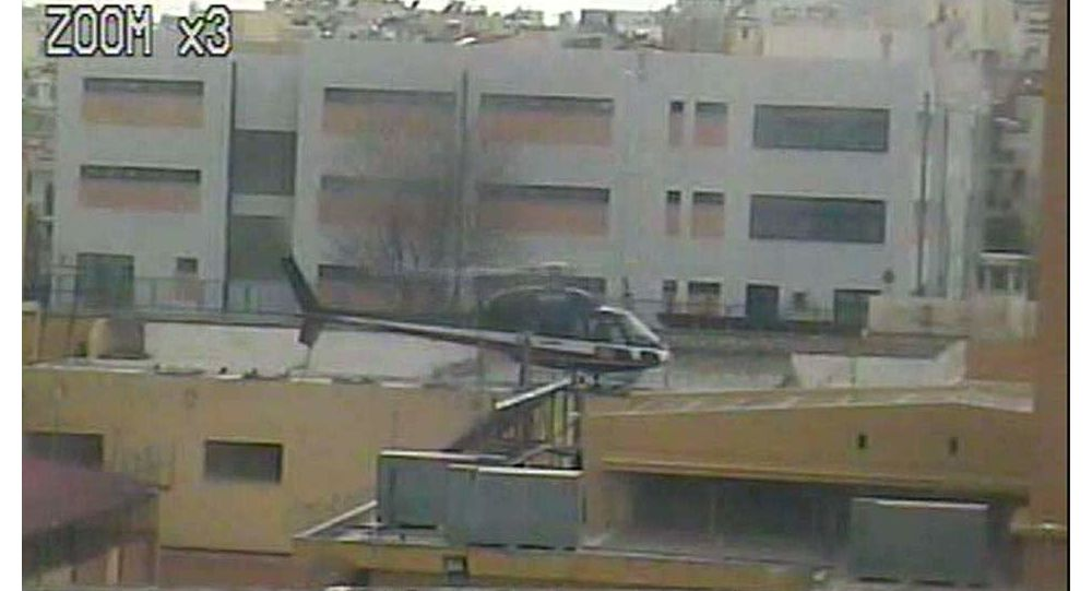 Στη δημοσιότητα για πρώτη φορά βίντεο-ντοκουμέντο από την απόδραση Παλαιοκώστα με ελικόπτερο από τον Κορυδαλλό
