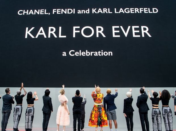 Karl for ever: Η μεγαλύτερη γιορτή προς τιμήν του Karl Lagerfeld