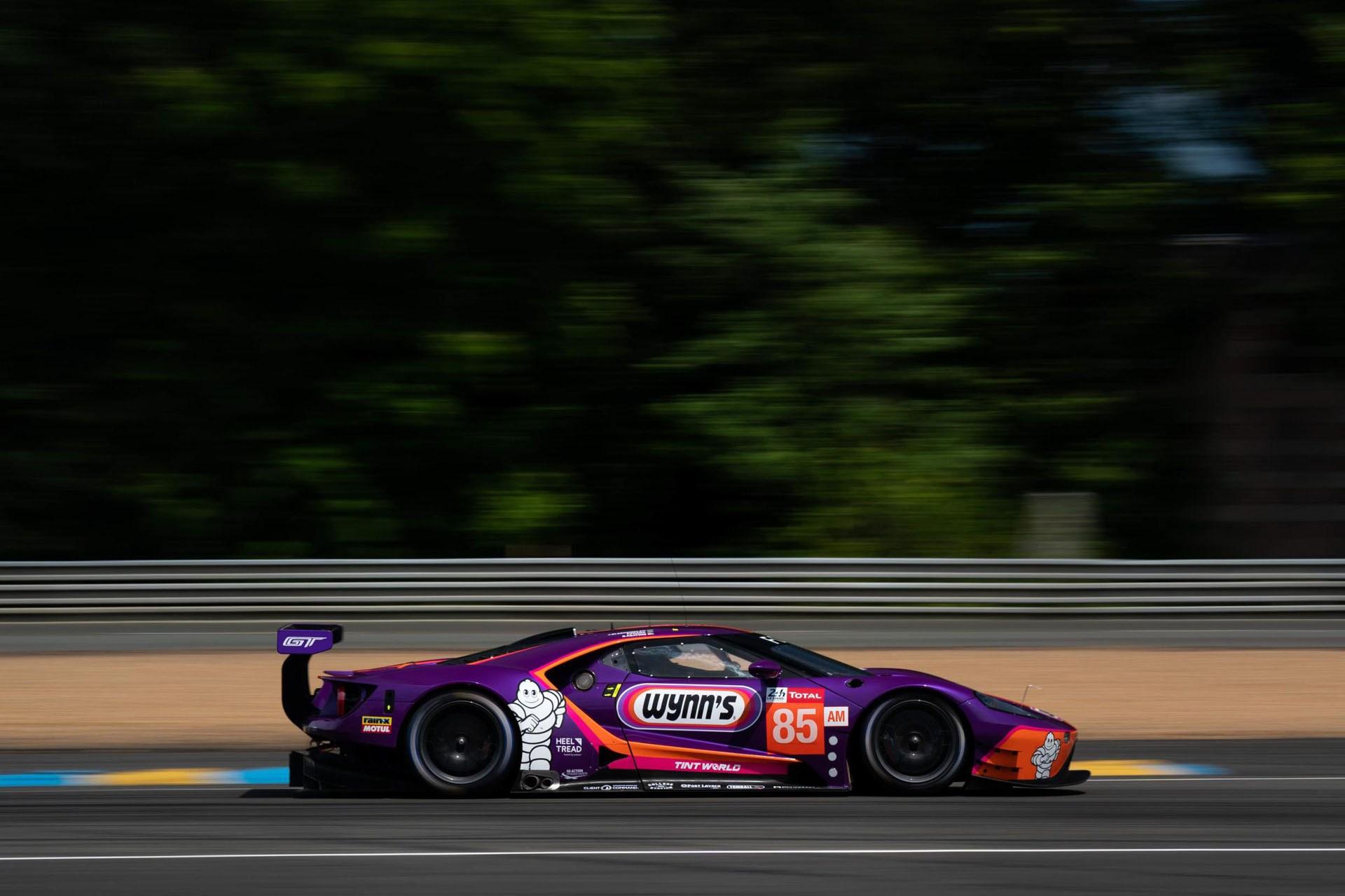 Πέντε Ford GT πανέτοιμα για τη μάχη στο φετινό Le Mans