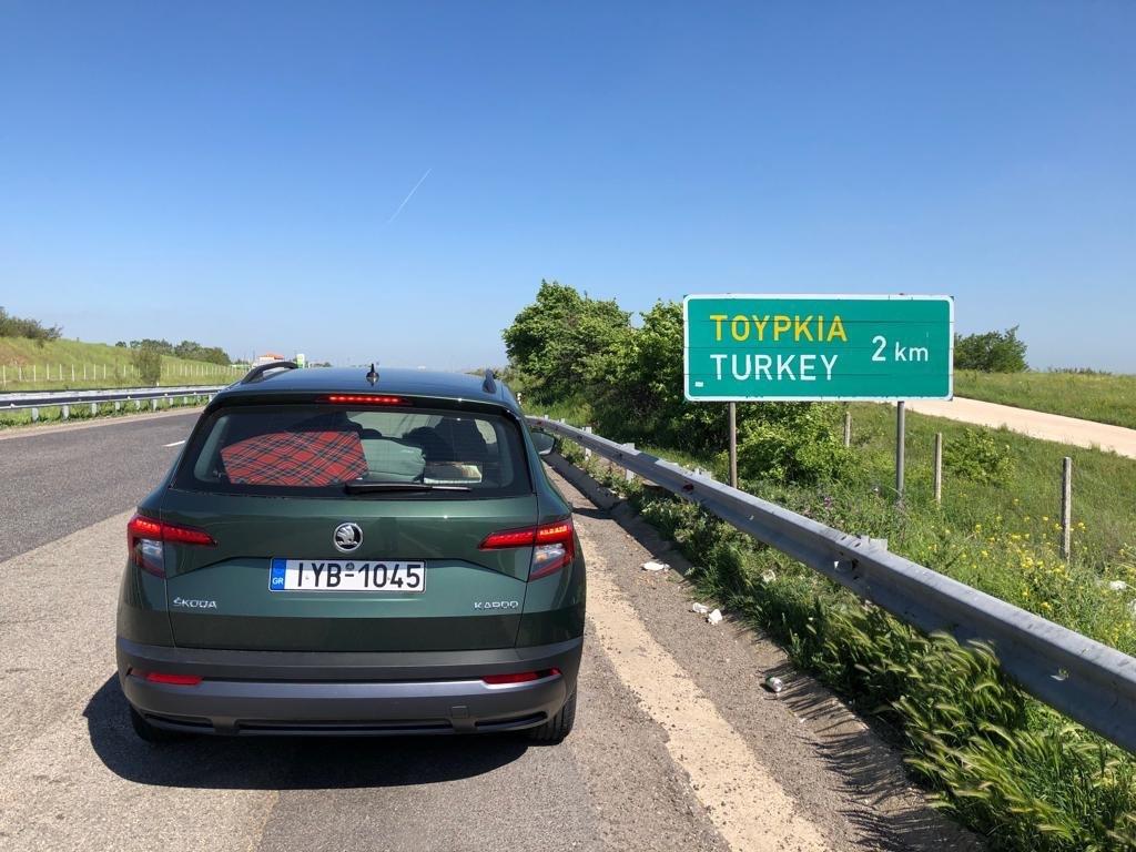 Αθήνα–Κωνσταντινούπολη non stop με το Αυτοκίνητο της Χρονιάς 2019