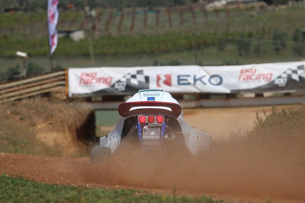 ΕΚΟ Racing Dirt Games: Δεύτερη στροφή