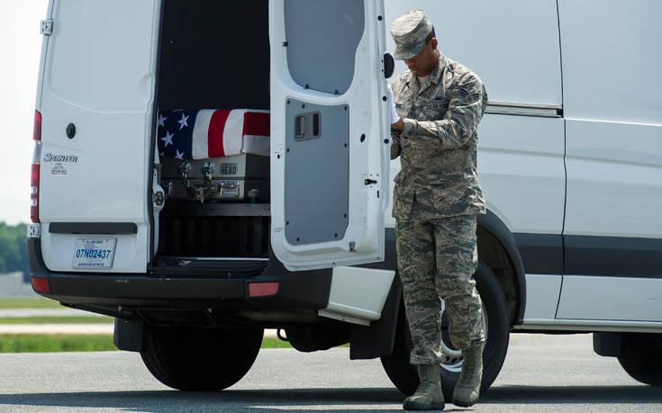Δύο Αμερικανοί στρατιώτες σκοτώθηκαν στο Αφγανιστάν