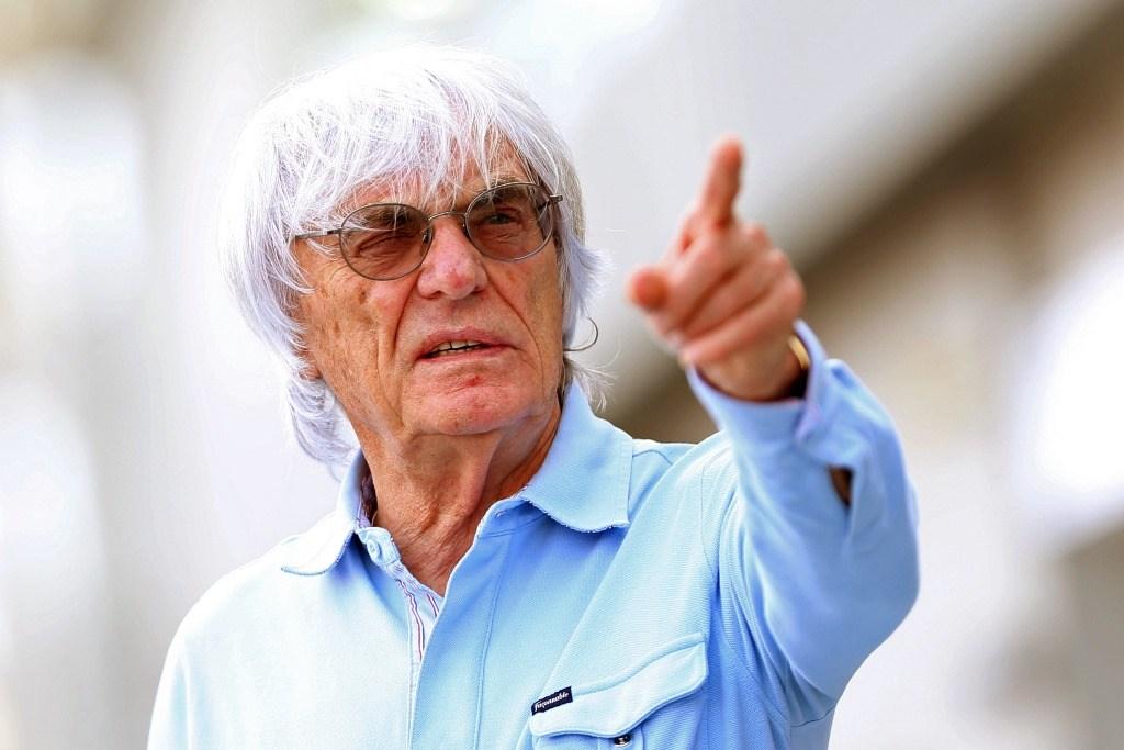 Bernie Ecclestone: «Όταν γίνει καλύτερα ο Μ.Σουμάχερ, θα απαντήσει σε όλα»