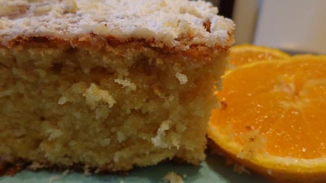 Πορτοκάλι κέικ  !!Το πιό μοσχομυριστό!!!