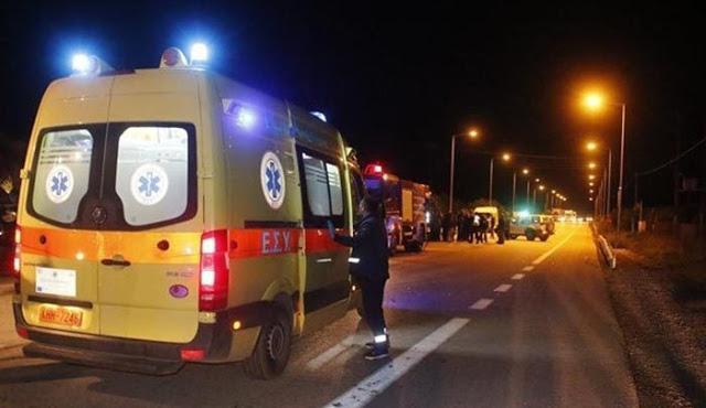 Τραγωδία στην Ε.Ο. Αθηνών – Λαμίας: Αυτοκίνητο διαμέλισε γυναίκα μπροστά στα μάτια του συζύγου της