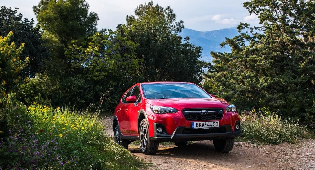 Μέχρι σήμερα το TEST DRIVE αφιερωμένο στο Subaru XV 1.6