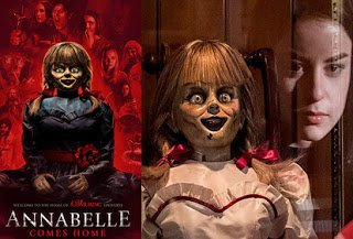 Annabelle Comes Home, Πρεμιέρα: Ιούνιος 2019 (trailer)