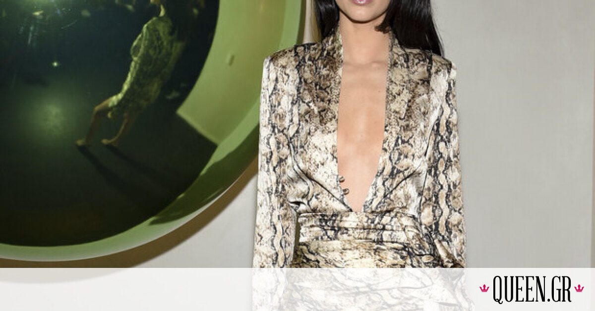 H Kendal Jenner μας δείχνει τρεις πόζες στο Instagram που αδυνατίζουν απίστευτα