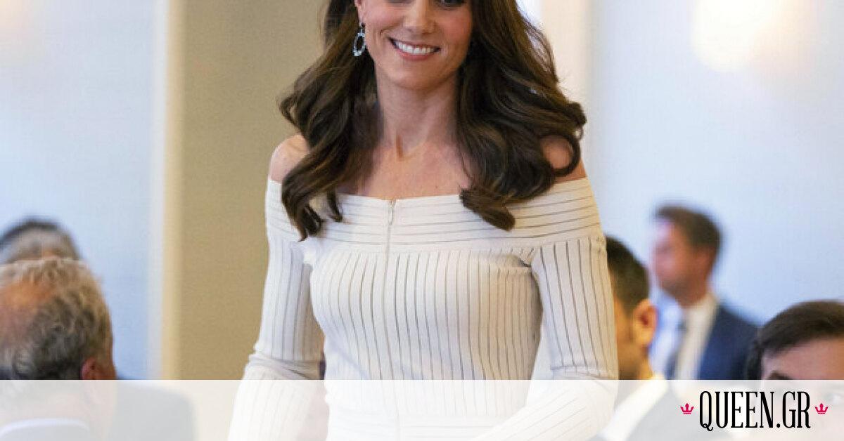 H Κate Middleton αποδεικνύει πως αυτό το στυλ φορέματος είναι και φέτος της μόδας