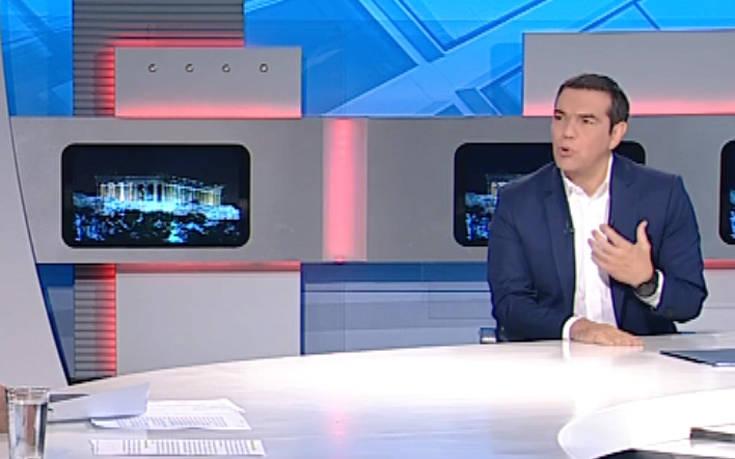 Τσίπρας: Ο Μητσοτάκης δεν είπε κατά λάθος για επταήμερη εργασία ή για ξεπερασμένο 8ώρο