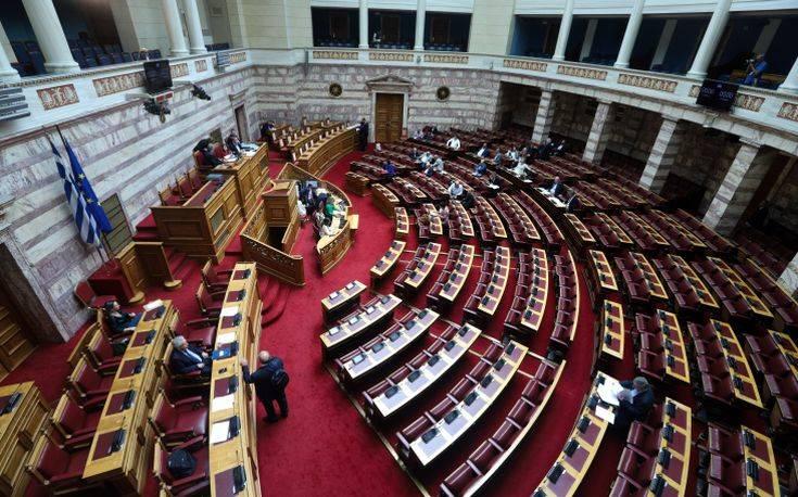 Η σύμβαση δωρεάς του Ιδρύματος Σταύρος Νιάρχος στην Επιτροπή Κοινωνικών Υποθέσεων της Βουλής