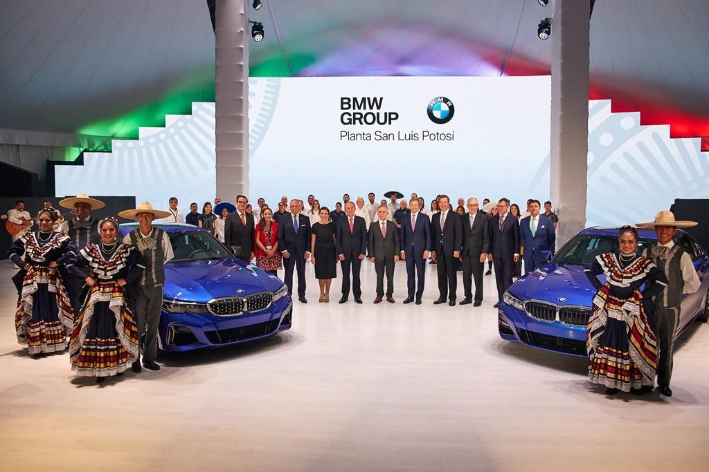 Ζει και βασιλεύει το BMW Group στο Μεξικό – Εγκαινίασε το νέο εργοστάσιο στο San Luis Potosi