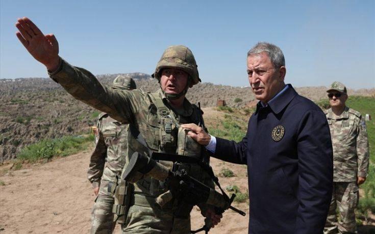 Τουρκική «τανάλια» και NAVTEX που περικυκλώνει το Καστελόριζο