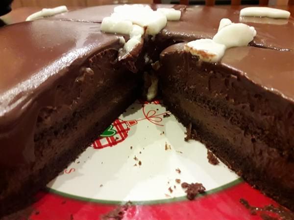 Σοκολατίνα τούρτα εξαιρετική !!!!