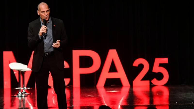 Ανακοίνωσε 100 νέους υποψηφίους το ΜέΡΑ25 – Ανάμεσά τους Γιώργος Χρανιώτης, Πάολα Ρεβενιώτη