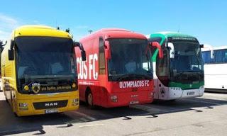 Έστειλαν τα λεωφορεία τους στο…ίδιο συνεργείο!