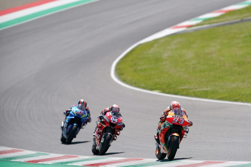 MotoGP 2019: Δεύτερος ο Marquez, περισσότεροι βαθμοί για τον Lorenzo