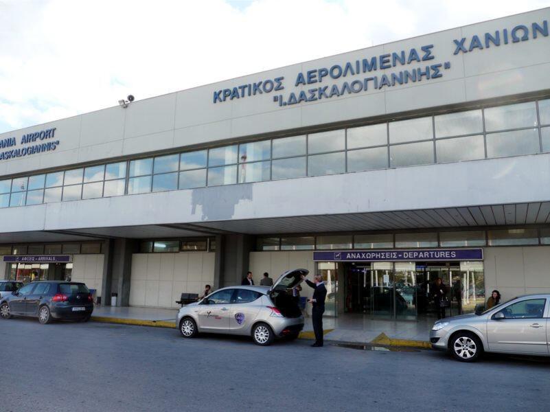 Κρήτη: Στο νοσοκομείο ένας άνδρας μετά από τσακωμό στο αεροδρόμιο
