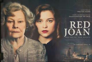 Red Joan – Η Κόκκινη Τζόαν, Πρεμιέρα: Ιούλιος 2019 (trailer)