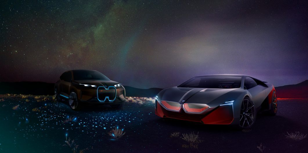 Το BMW Group Design δημιουργεί το υπόβαθρο για Γνήσια Οδηγική Απόλαυση στο μέλλον