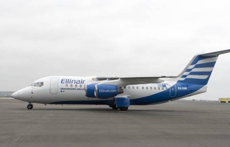 Αναγκαστική προσγείωση αεροσκάφους στη Θεσσαλονίκη