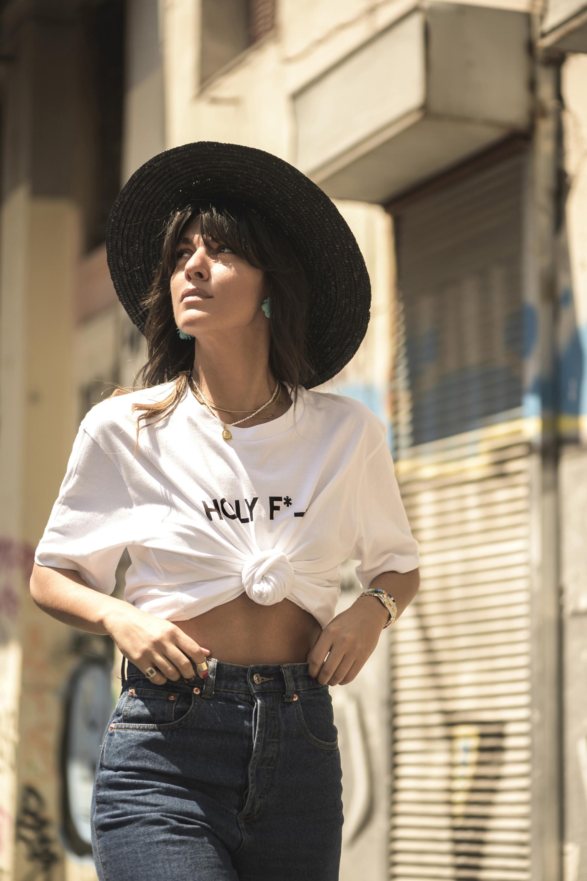 Tι κοινό έχει η Anna Wintour με τη θεά Kali; Ένα νέο brand με T-Shirts!