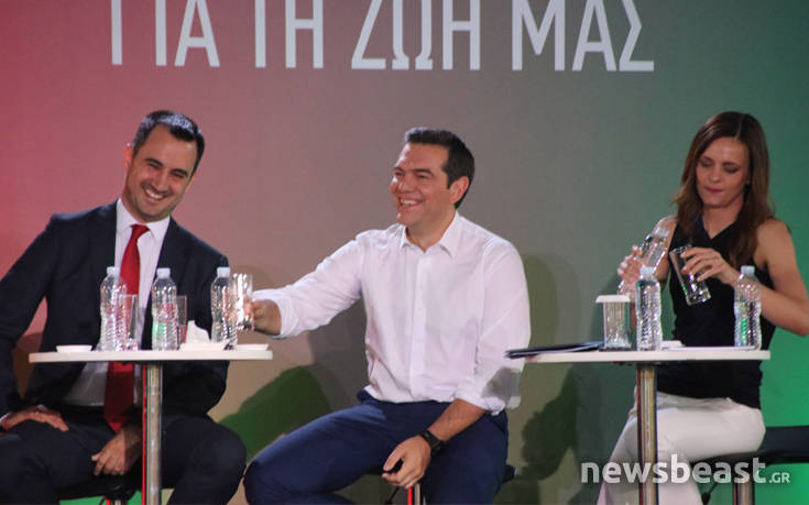 Αλέξης Τσίπρας: Προχωράμε σε μείωση προκαταβολής φόρου στο 50%