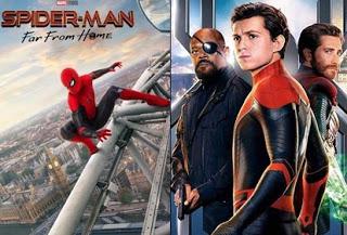 Spider-Man: Far from Home – Μακριά από τον Τόπο του, Πρεμιέρα: Ιούλιος 2019 (trailer)