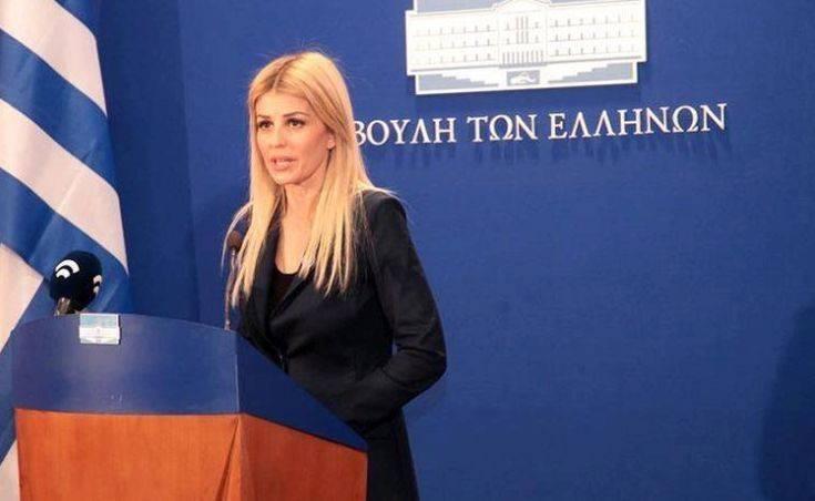Έλενα Ράπτη: Η ΝΔ θα φέρει την πολιτική αλλαγή που έχει ανάγκη η χώρα