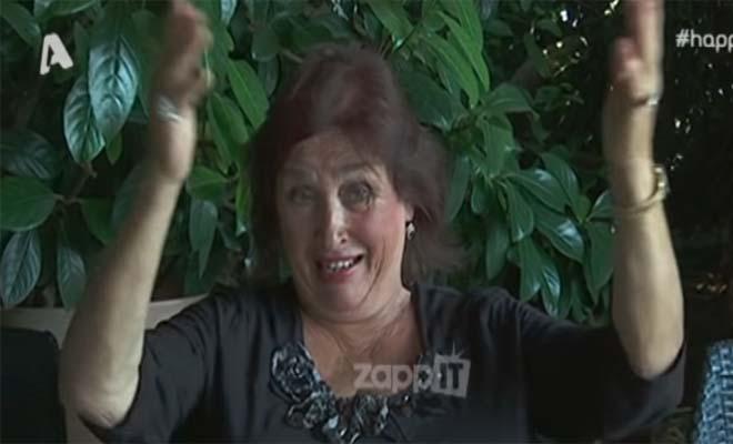 Βροχοπούλου: 15 χρόνια μετά το «Wall» μιλά για την εξαπάτηση από τον πρώην σύζυγό της, τον Φραν!