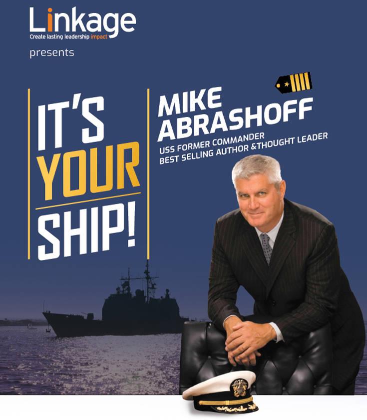 Linkage Greece, από τον απαιτητικό Αμερικάνικο Στόλο στην Αθήνα ο Mike Abrashoff
