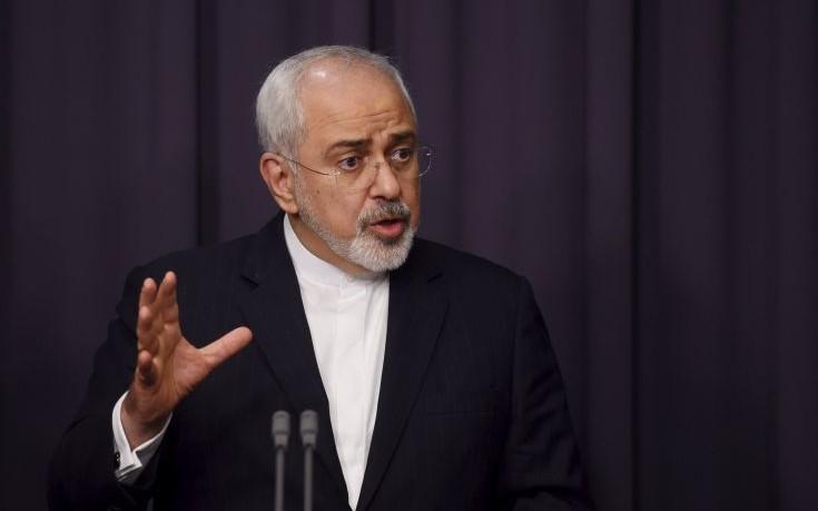 Ζαρίφ: Τα γεράκια δίπλα στον Τραμπ διψούν για πόλεμο με το Ιράν