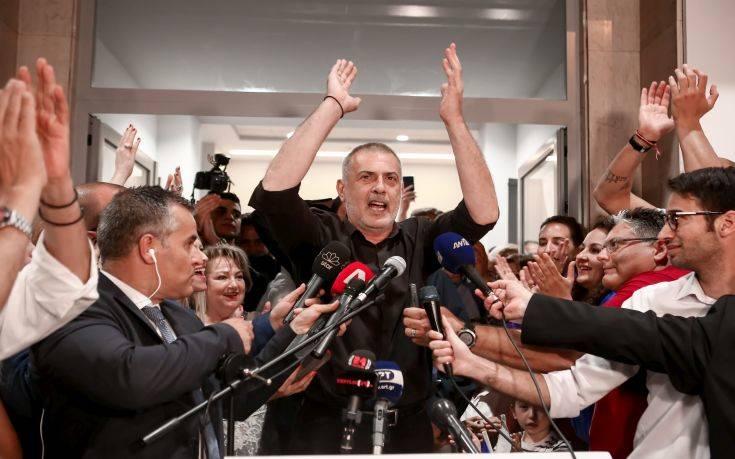 Μώραλης: Την Κυριακή οι πολίτες δίνουν ξεκάθαρο μήνυμα και εντολή για να συνεχίσουμε