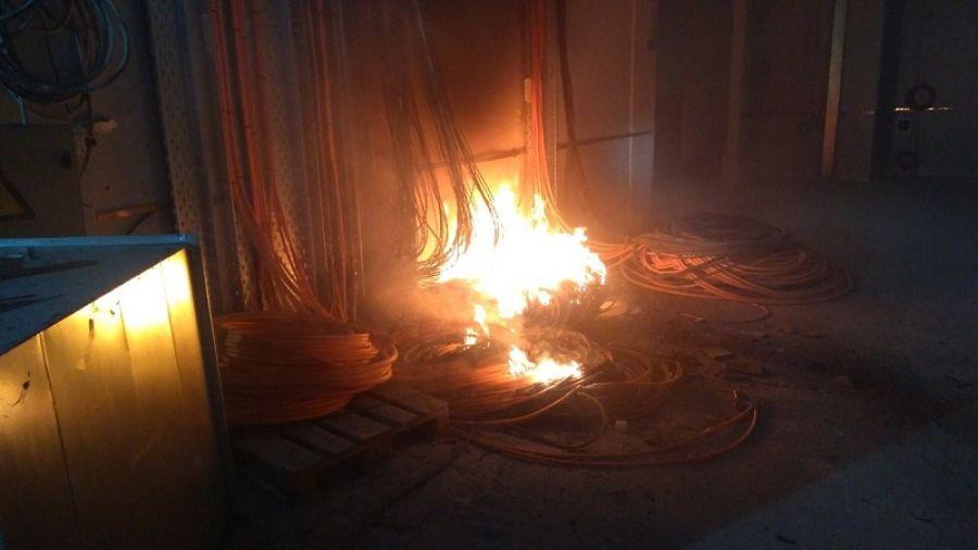 Αντιεξουσιαστές τοποθέτησαν εκρηκτικούς μηχανισμούς σε εργοτάξιο του μετρό Θεσσαλονίκης