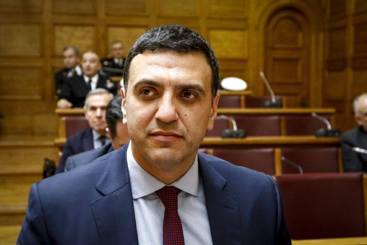 Κικίλιας: Να ξαναενώσουμε την ελληνική κοινωνία που δίχασε ο ΣΥΡΙΖΑ