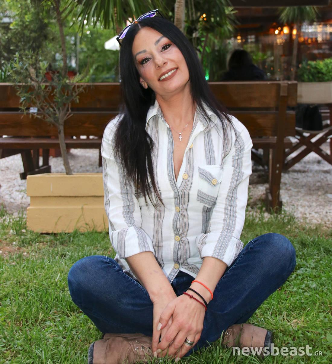Η κόρη του Βαγγέλη Ρωχάμη μιλάει για τον πατέρα της