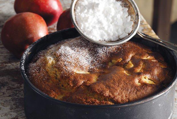 Εύκολη μηλόπιτα αφράτη