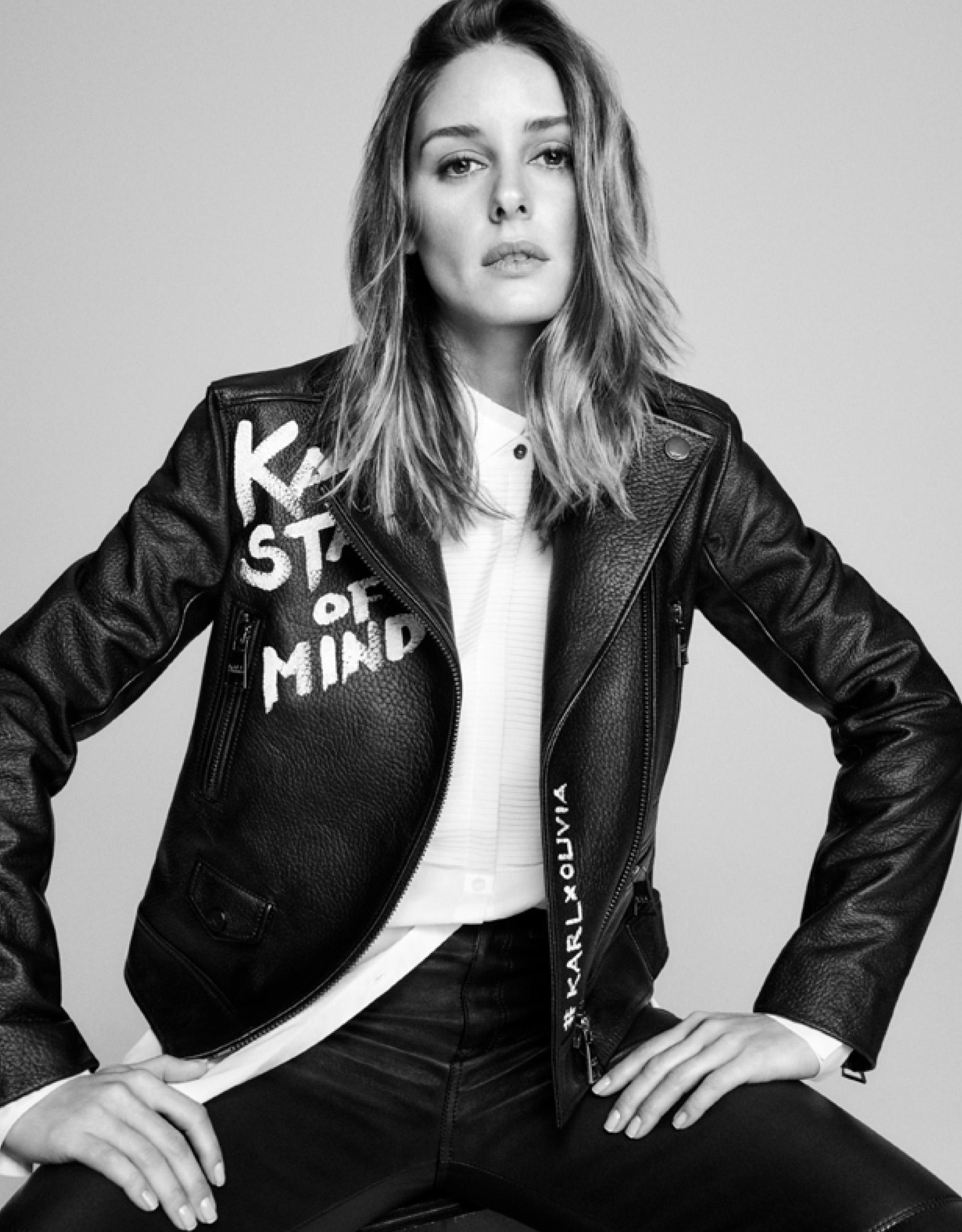Η Οlivia Palermo συνεργάζεται με τον Οίκο Karl Lagerfeld σε ένα fashion project που περιμέναμε καιρό