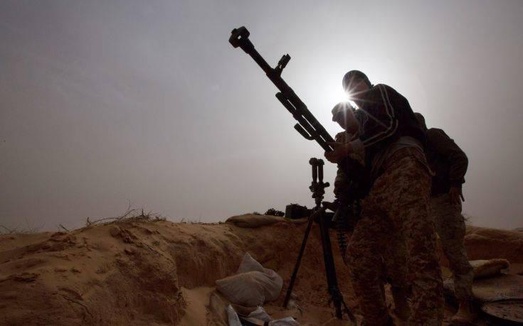 Την ανανέωση του εμπάργκο όπλων στη Λιβύη επιβεβαίωσε ο ΟΗΕ