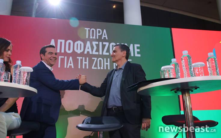 Ευκλ. Τσακαλώτος: Μείωση του ΕΝΦΙΑ το 2020, μείωση του συντελεστή ΦΠΑ στο 11%