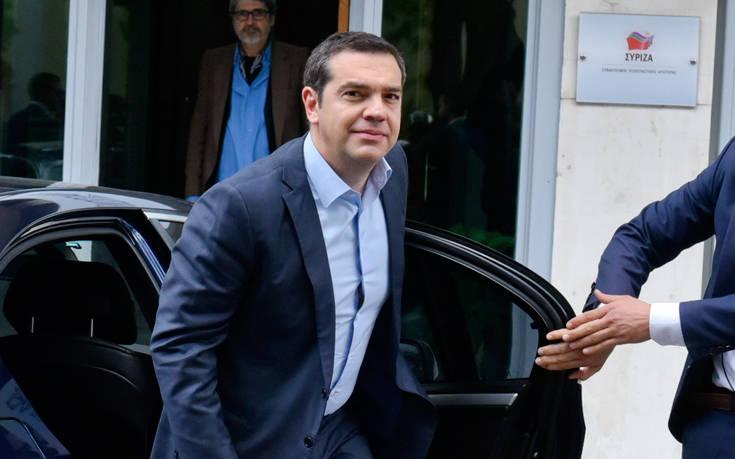 Δημοτικές εκλογές 2019: Πού θα ψηφίσει ο Αλέξης Τσίπρας