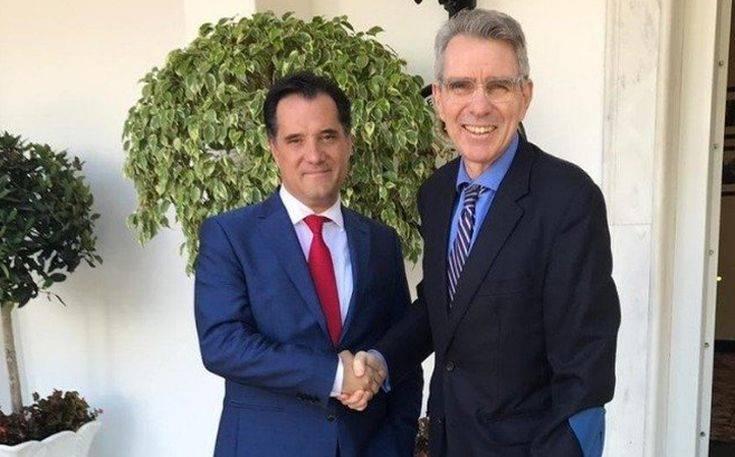 Τζέφρι Πάιατ: Σημαντικά περιθώρια ανάπτυξης των ελληνοαμερικανικών σχέσεων