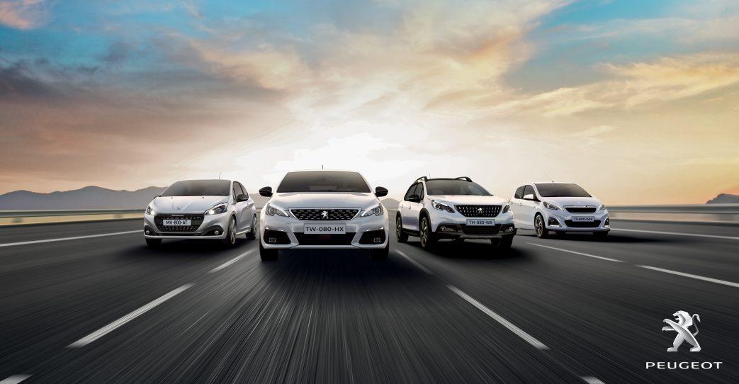 Δυναμική άνοδος της Peugeot το πρώτο εξάμηνο στην Ελλάδα